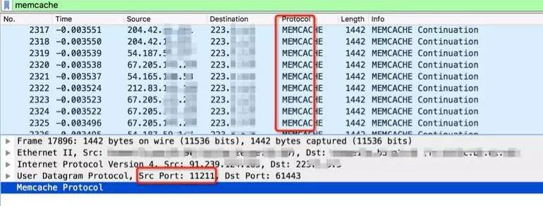 [预警]利用 Memcache 作为 DRDoS 反射放大器进行 DDoS 攻击